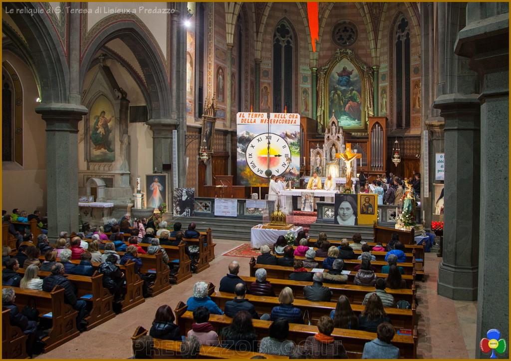 reliquie santa teresa a predazzo ph predazzoblog 1024x723 Avvisi Parrocchiali 23 30 ottobre   Reliquie di S. Teresa