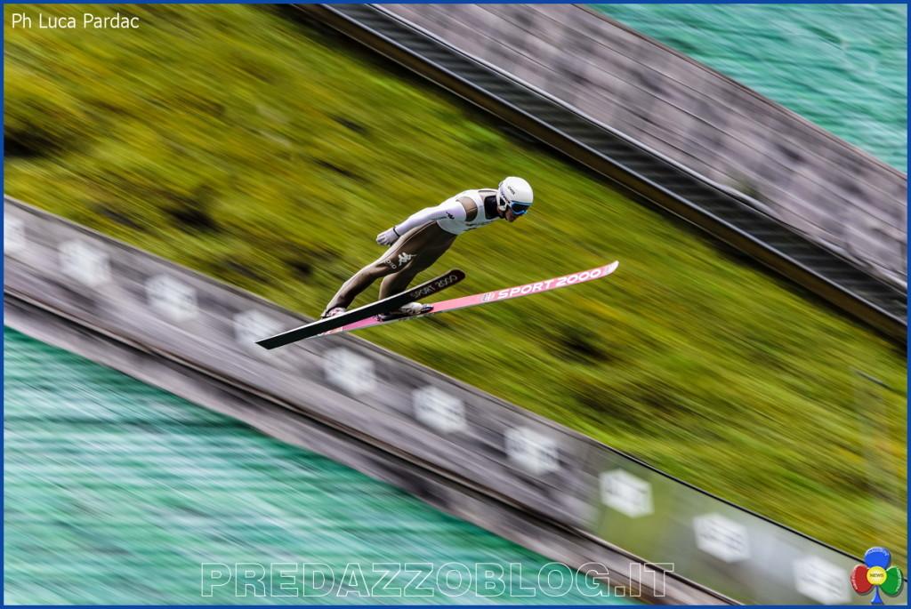 salto trampolino predazzo campionati italiani 2016 1024x685 Campionati Italiani di Salto e Combinata Nordica 2016, le classifiche