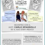 serata carlo spagnolli predazzo cavalese 150x150 Val di Fassa, una domenica con Carlo Spagnolli e Lifeline Dolomites