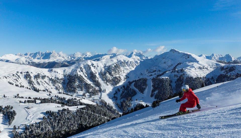 pampeago Apertura impianti Ski Center Latemar Pampeago Obereggen