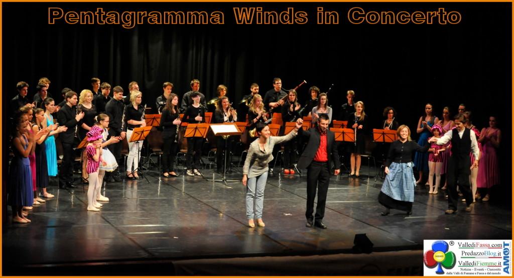 pentagramma winds in concerto moena fiemme fassa 1024x555 2° Concerto d'Autunno dei Pentagramma Winds