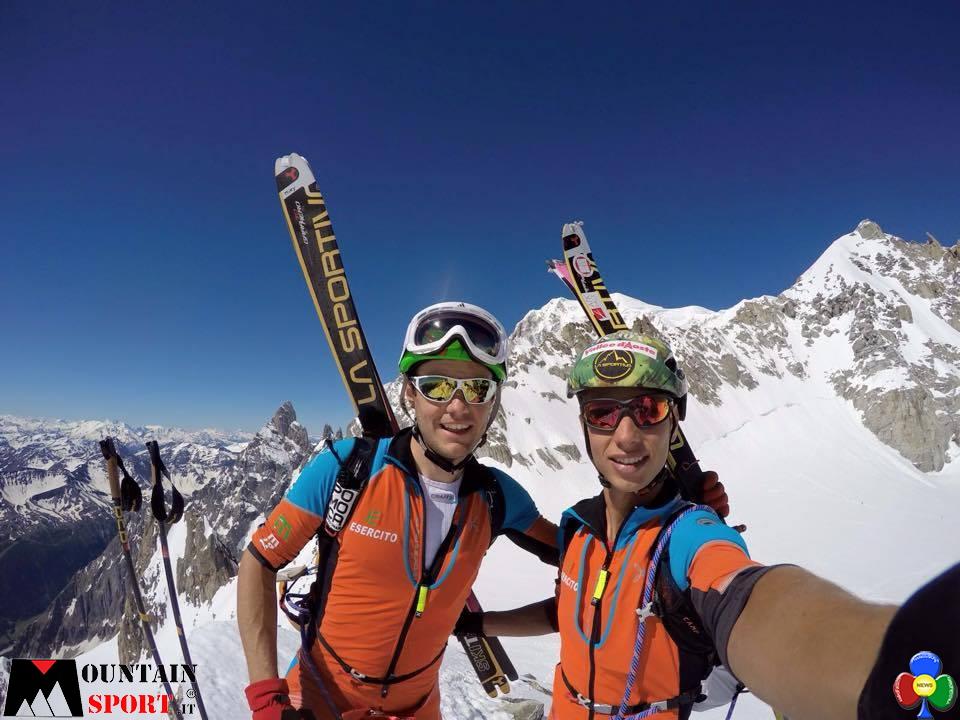 filippo beccari nadir mago La Sportiva Epic Ski Tour 4all si presenta a Trento