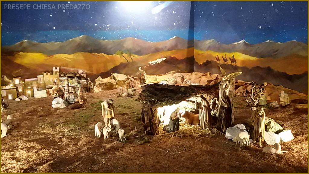presepe chiesa predazzo 1024x579 Avvisi Parrocchia 18 25 dicembre