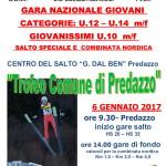 trofeo comune di predazzo salto 2017 150x150 1°Trofeo Piero Pertile   Salto e Combinata Nazionale Giovani