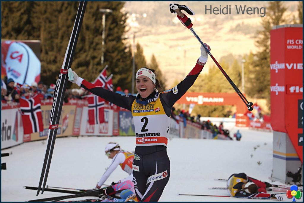 Heidi Weng 1024x685 Heidi Weng è la Regina del Tour de Ski 2017