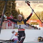 Heidi Weng 150x150 L'inverno Trentino presentato a Praga con la regina dello sci nordico Katerina Neumannova