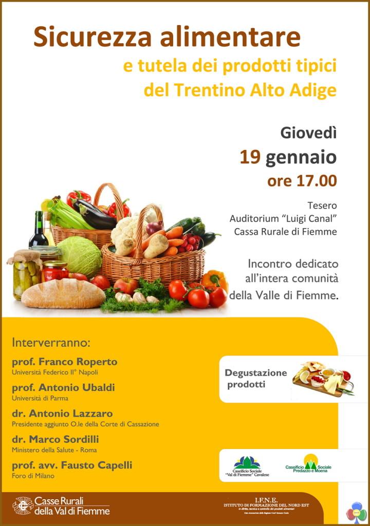 Sicurezza Alimentare 720x1024 Sicurezza Alimentare e tutela Prodotti Tipici Trentini