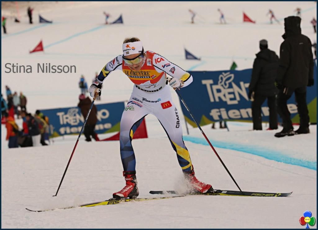 Stina Nilsson 1024x741 Heidi Weng è la Regina del Tour de Ski 2017
