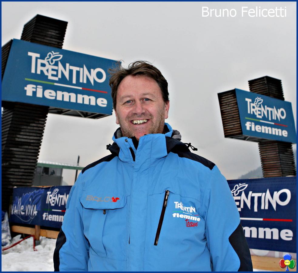 bruno felicetti fiemme La mission di Bruno Felicetti: Con i giovani verso i nuovi Mondiali