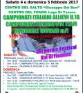 campionati italiani allievi salto e combinata nordica fiemme febb 2017