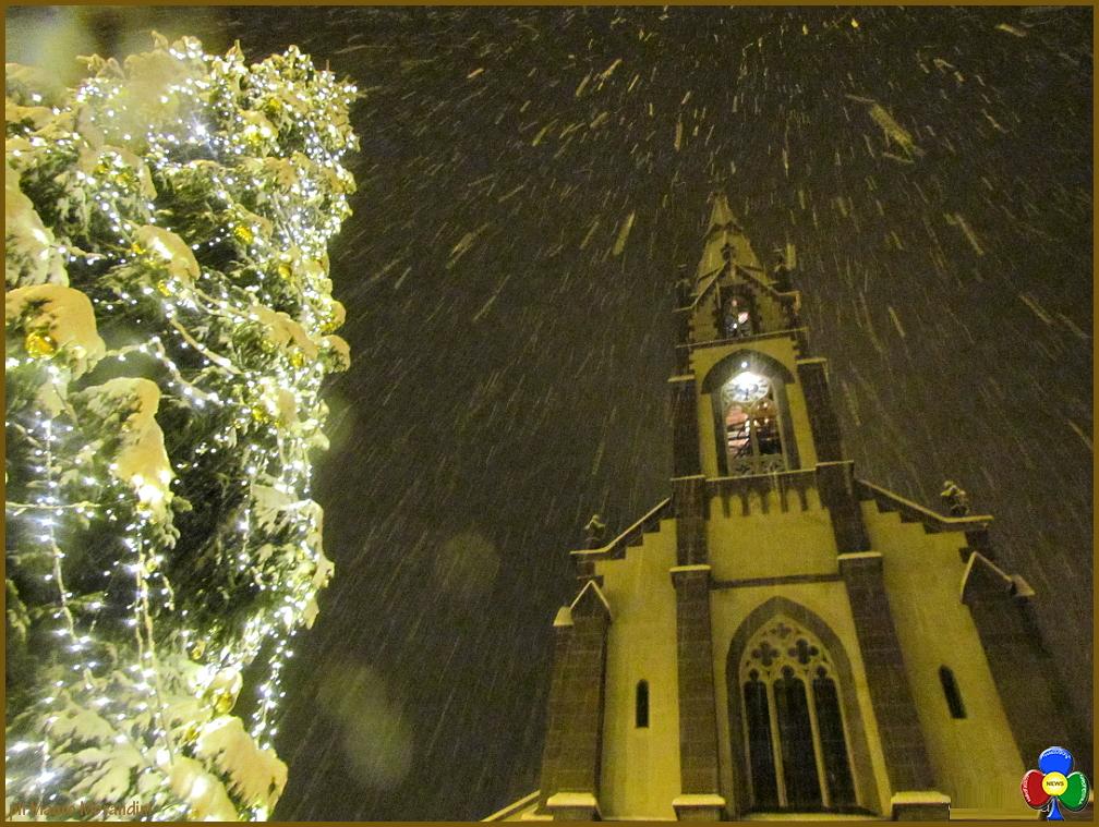 chiesa neve predazzo1 Avvisi Parrocchia 1 8 genn. e movimento demografico