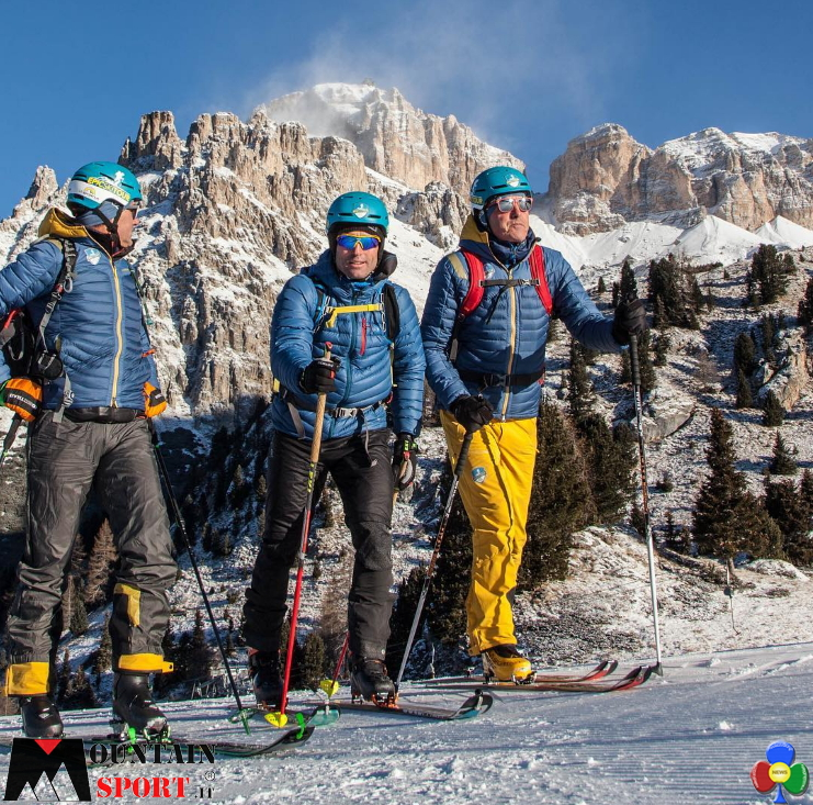 epic ski tour pordoi Epic Ski Tour 2018 le tappe 4all tra Cermis e Pordoi