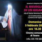 il risveglio di un gigante santa veronica giuliani 150x150 Il viaggio di Fanny al cinema di Predazzo e Tesero
