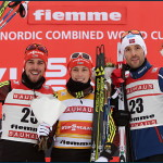 podio combinata nordica fiemme 2017 150x150 Duetto tedesco alla Coppa del Mondo di Combinata Nordica