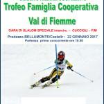 trofeo famiglia cooperativa dolomitica 2017 title 150x150 Rolle, Trofeo 70° US Dolomitica e Campionato TN Slalom Speciale