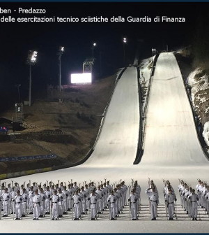 Stadio del salto G. Dalben - Predazzo