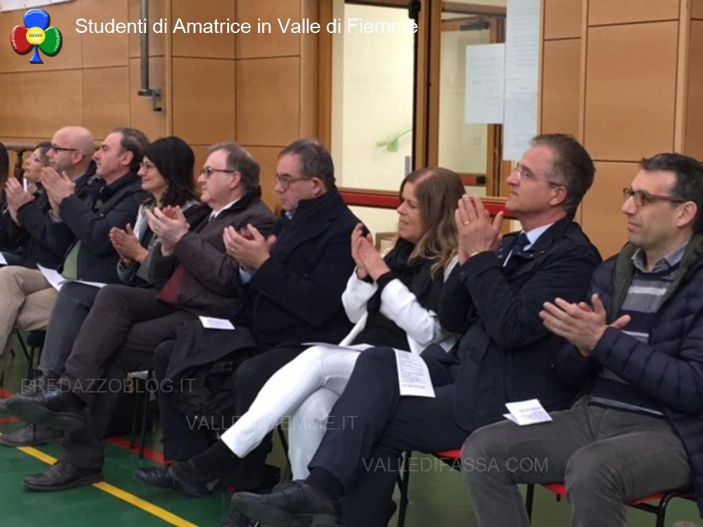 amatrice predazzo fiemme studenti solidali4 La meravigliosa settimana sulla neve dei ragazzi di Amatrice
