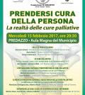 locandina cure palliative Predazzo 15_02_2017