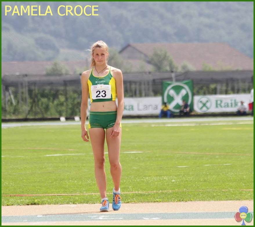 pamela croce 1,77 Pamela Croce salta altissima a Modena