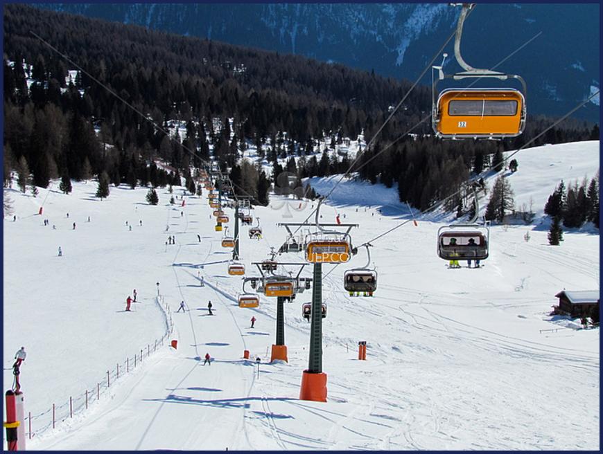 sciare lusia Niente gita scolastica, ospitiamo gli studenti di Amatrice