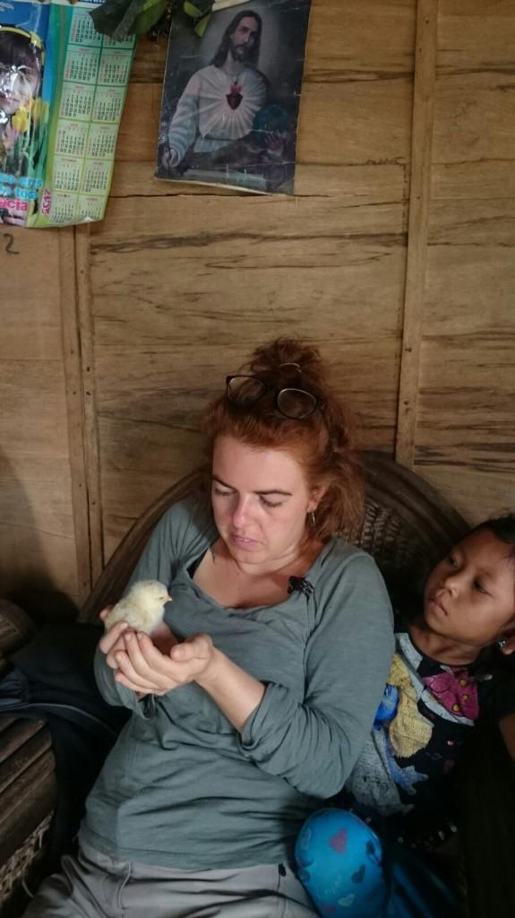 """011481ce ab53 42b2 96b4 dda2bb22ed4b 575x1024 Valeria Tomasi in Amazzonia, custode della biodiversità"""""""