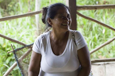 "17155743 1381047221969405 392604739961534795 n Valeria Tomasi in Amazzonia, custode della biodiversità"""
