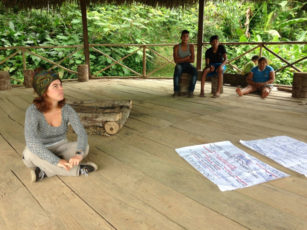 "59d096af da9e 42b3 9823 484211d3d86b 1024x768 Valeria Tomasi in Amazzonia, custode della biodiversità"""