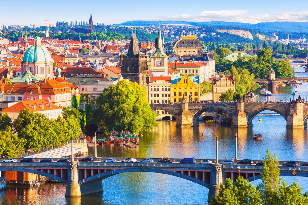 Praga gita Il programma gite dellAssociazione 50&più del Trentino