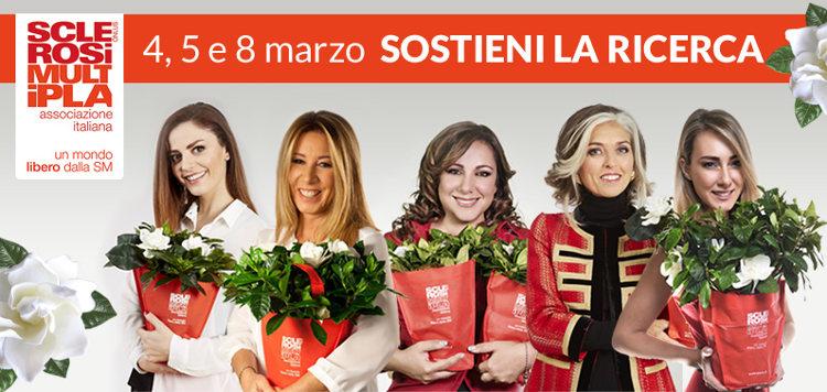 aism 2017 La Gardenia dell'AISM a Predazzo e Cavalese