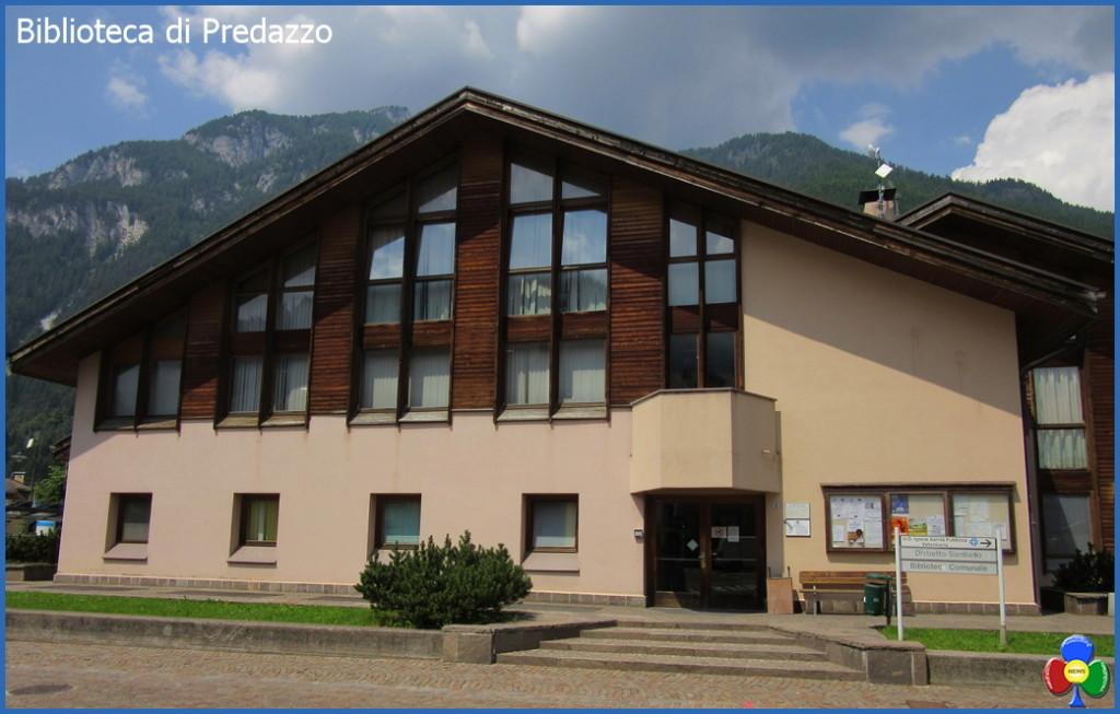biblioteca di predazzo 1024x653 Biblioteca di Predazzo, relazione delle attività 2016