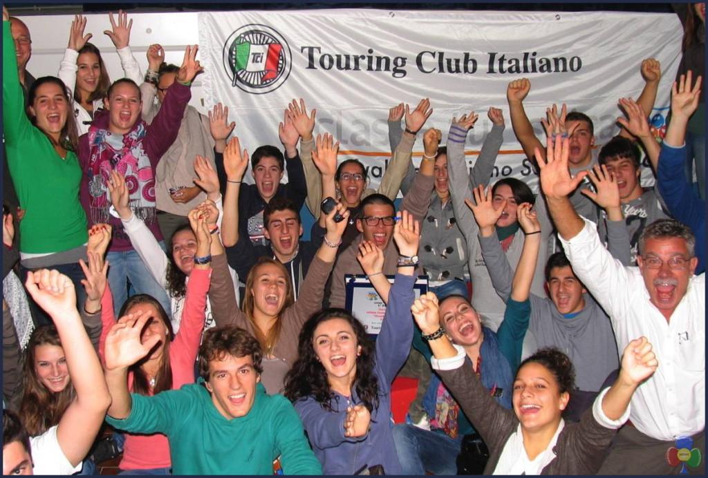 classe turistica touring club 1024x692 Classe Turistica 2017 a Predazzo nei giorni 5 e 6 ottobre