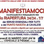 diretta radio fiemme manifestazione parto per fiemme 150x150 Mamme delle Valli UNITE PER LA VITA!