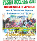festa sociale dolomitica 2017