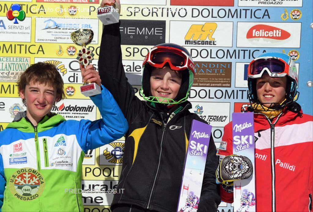 gare sci alpino passo rolle 2017 circuito casse rurali trentine10 Sci Alpino a Passo Rolle, risultati Circuito Casse Rurali Trentine