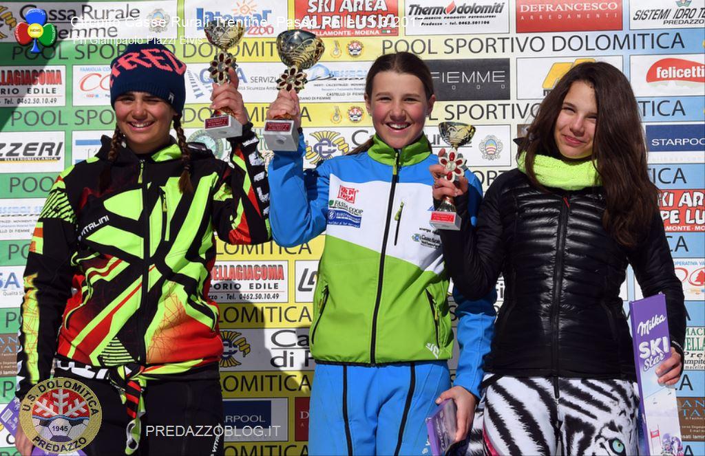 gare sci alpino passo rolle 2017 circuito casse rurali trentine9 Sci Alpino a Passo Rolle, risultati Circuito Casse Rurali Trentine