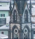 orologio campanile predazzo