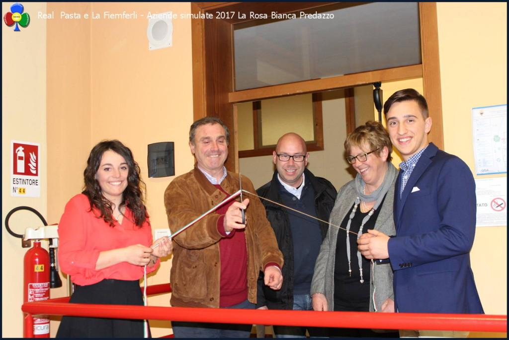 real pasta 2017 1024x685 La Real Pasta e La Fiemferli, inaugurate le 2 imprese simulate