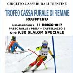 slalom castellazzo 11 marzo 2017 150x150 Trofeo Famiglia Cooperativa 2017, Gara di Slalom Speciale