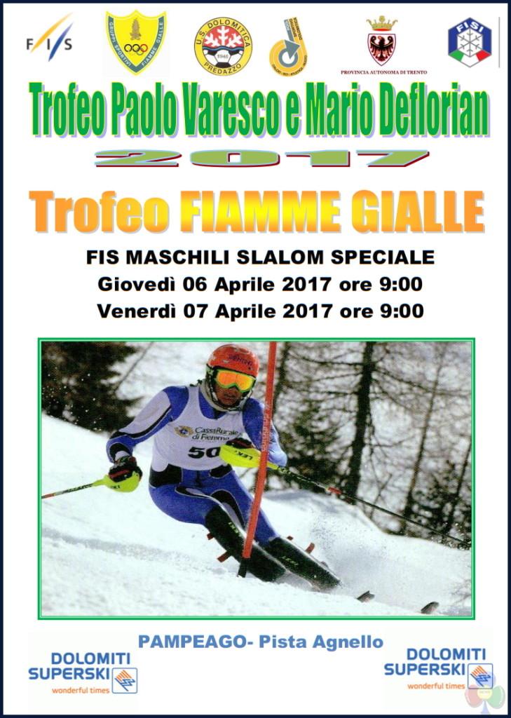 trofeo paolo varesco 2017 729x1024 Festa Sociale Us Dolomitica 2017 Classifiche e Foto