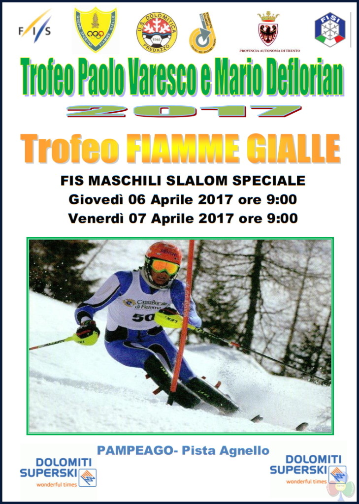 trofeo paolo varesco 2017 729x1024 Festa Sociale, Trofeo US Dolomitica e Trofeo Fiamme Gialle