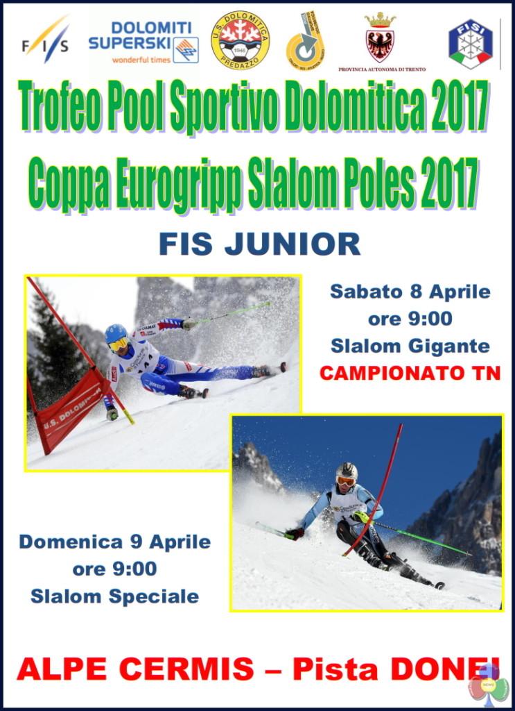 trofeo pool sportivo cermis 743x1024 Festa Sociale Us Dolomitica 2017 Classifiche e Foto