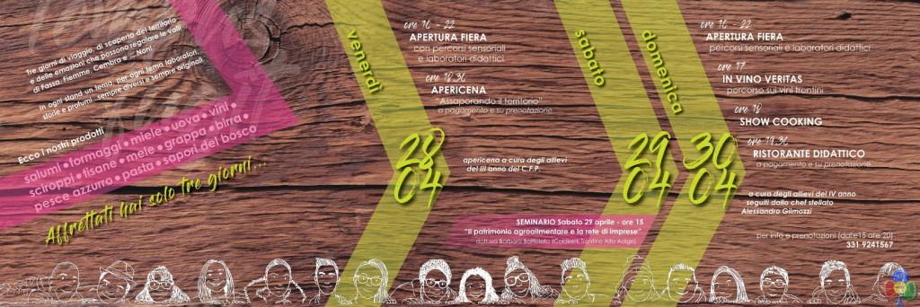 "TEMPUS FUGIT interno 1024x342 ""TEMPUS FUGIT... Fieri di essere fiera""  28/30 aprile al Palafiemme"