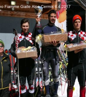 Trofeo Fiamme Gialle 2017 cermis slalom6