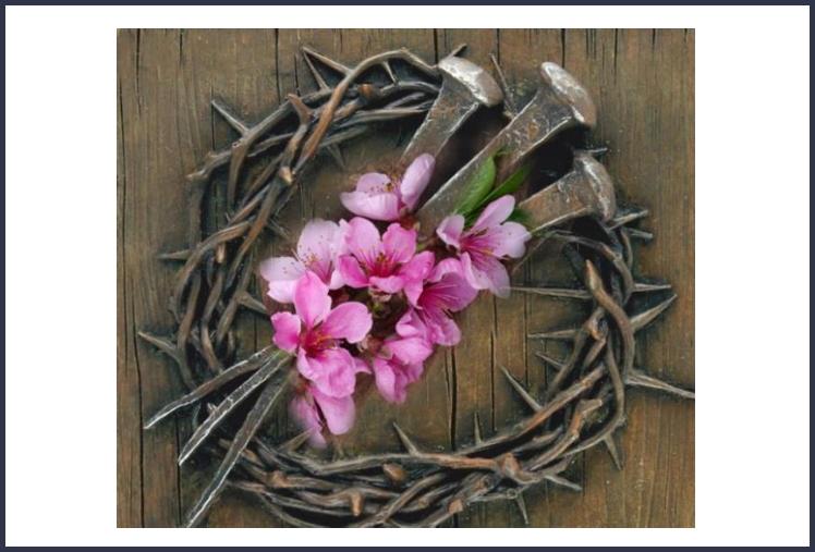 il chiodo e il fiore Avvisi Parrocchia 16   23 aprile. Gli auguri di Chiara M