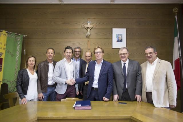 accordo pastificio felicetti Pastificio Felicetti, nuovo stabilimento a Molina di Fiemme