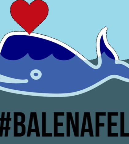#balenafelice