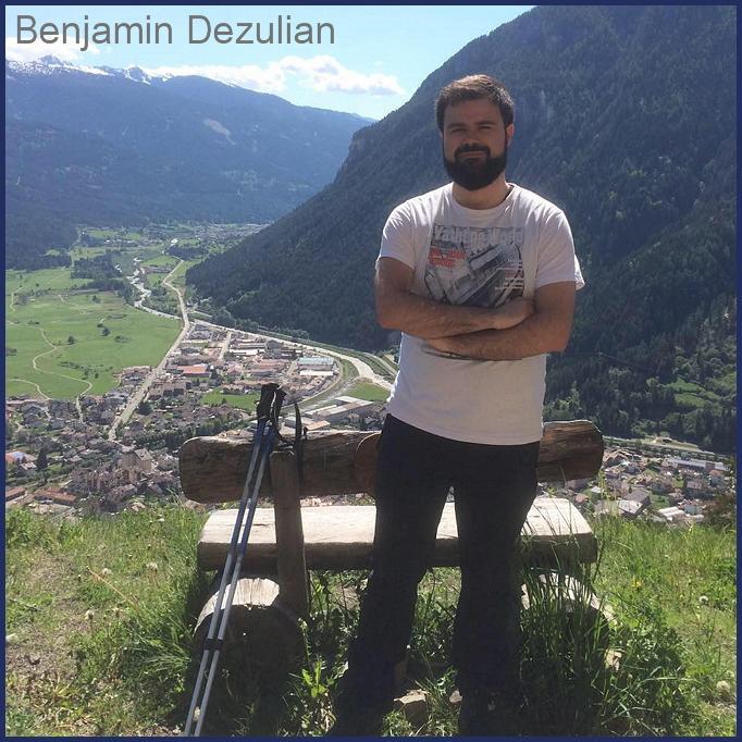 benjamin dezulian a Concorso «Raccontare il volontariato» in ricordo di Benjamin Dezulian