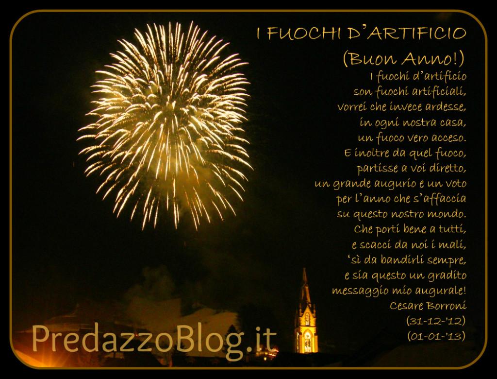 i fuochi artificio poesia predazzo blog 1024x780 Lultima poesia  di Cesare Borroni