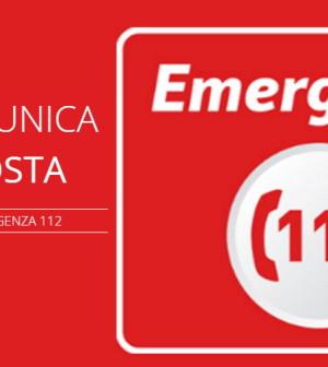 112 numero emergenza