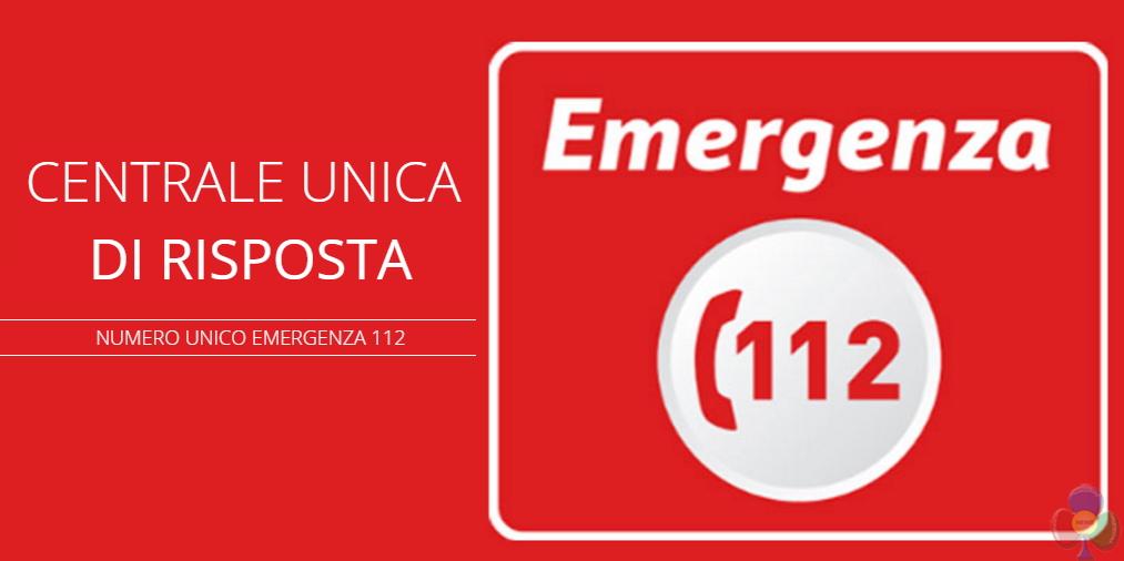112 numero emergenza 112 operativo il nuovo numero europeo di emergenza